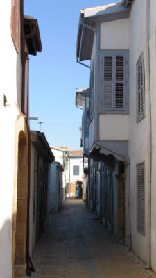 An Arabahmet Street, Nicosia, North Cyprus