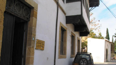 The Eaved House in Nicosia, North Cyprus