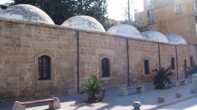 The Mevlevi Tekke and Museum of the Whirling Dervishes, Nicosia, North Cyprus