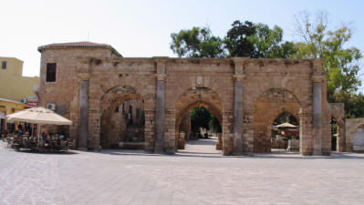 The Venetian Palace, famagusta, North Cyprus