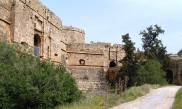 The Ravelin, Famagusta City Wall