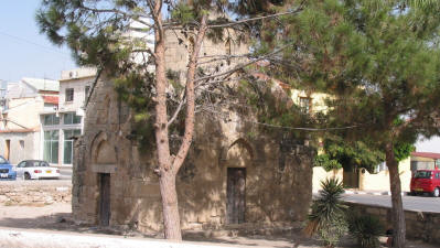 Ayios Iakovas church, Iskele, North Cyprus