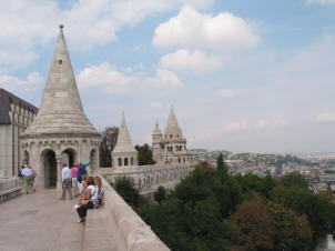The Fishermen's Bastion