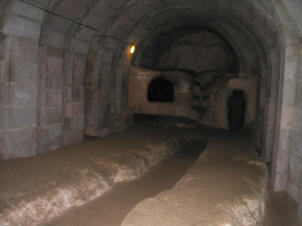 An underground church
